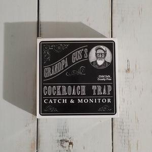 Grandpa Gus's Cockroach Trap - NWT